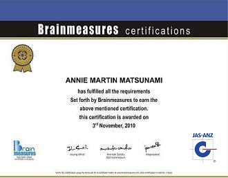 knowledge of banking certificate